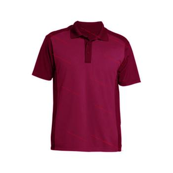 100% cotton man polo t shirts customized embroidered logo