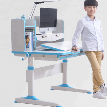 Height Adjustable Study Table for School Children