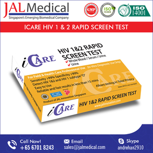 2017 Top Quality Supplier of Simple CARE HIV 1&2 Rapid Screen Test for Hospital Use