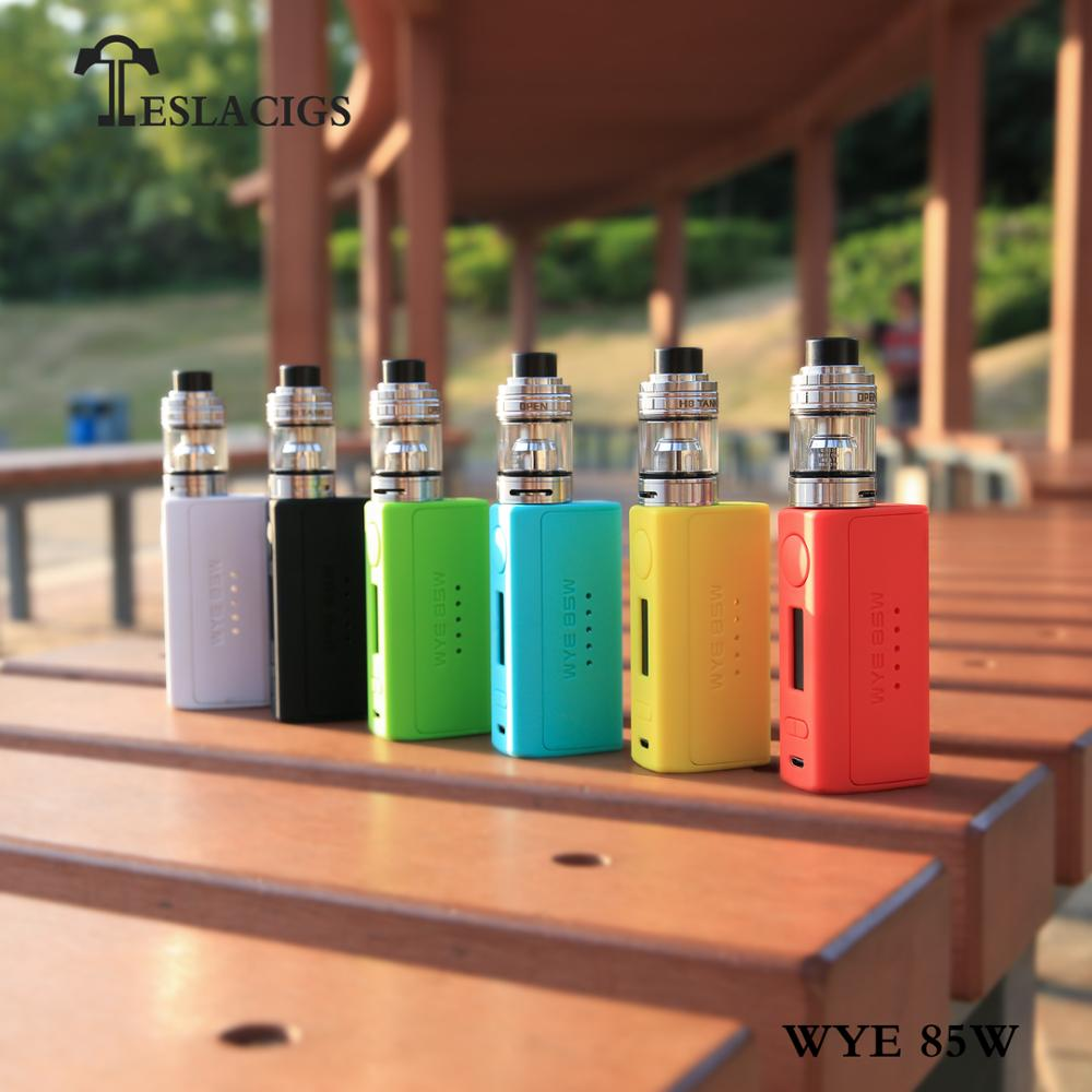 Most value kit WYE 85W perfectly match with H8 and H8 mini tank hot selling now