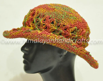 Wire Brim Hat HCWB 0060