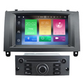Hifimax Android 8.0 2 Din Car DVD For Peugeot 407 Car Radio Display Screen Navigation System With Octa Core 4G RAM 32G ROM