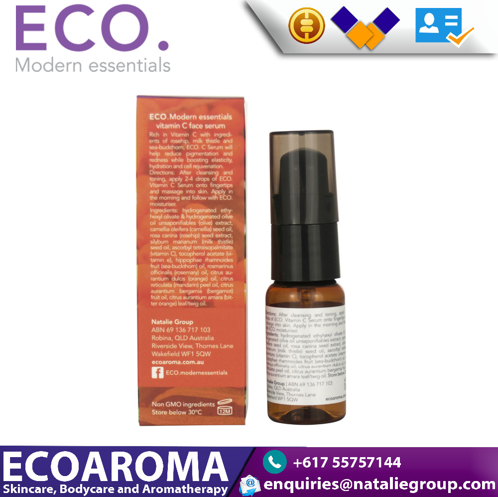 ECO. Special Price Organic Vitamin C Nourishing Instant Face Whitening Skin Vitamin C Serum