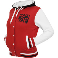 Custom College Jackets For Girls/Custom Varsity Jacket with Embroidered, Tackle Twilled, Chenille
