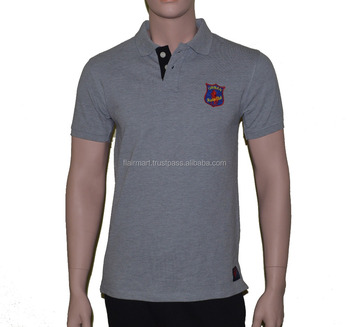 Cotton Polo T-Shirt Made in India