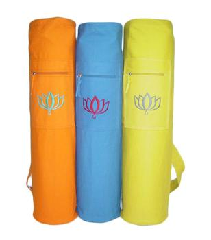 private label High Quality Yoga Gear mat Bag with adjuster shoulder strap