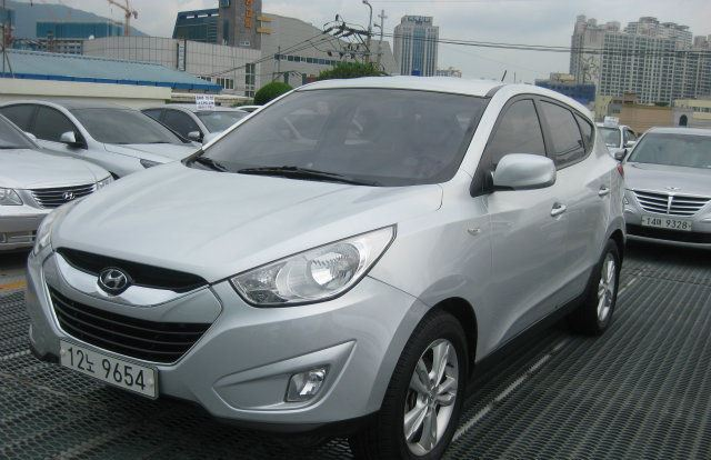 2011 Hyundai Tucson Used Car (17070304)