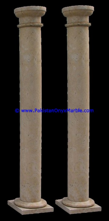 HIGH QUALITY MARBLE COLUMNS PILLARS HOLLOW BEIGE,BLACK AND GOLD,ZIARAT WHITE