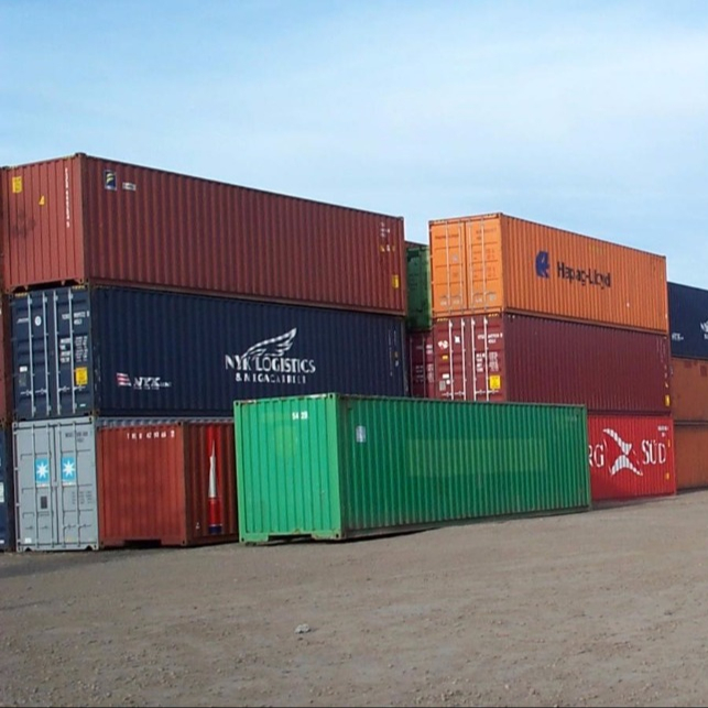 Used Containers 20ft/40ft container shipping price for sale