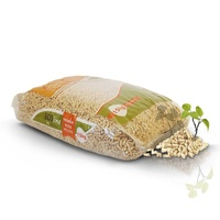 EN Plus-A1 good efficiency 6 mm pine wood pellet for pellet stove