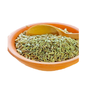 Indian Fennel Seed IN 50 KG. Jute Bag Packing