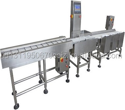 weight sorting machine for seafood