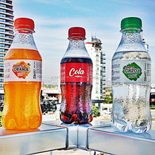 Best Prices Carbonated Drinks COLA Soft Drinks Orange Sparkling Soda Pop Lemon Strawberry 250 ml pet Fresh Beverages