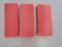 Frozen CO Yellowfin Tuna saku