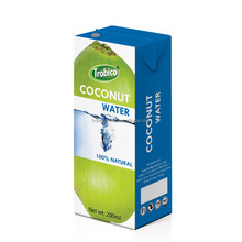 1000ml tetra pak fresh Coconut Water Drink from VietNam