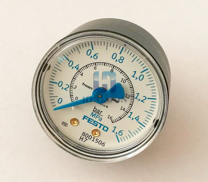 Original FESTO Pressure Meter Available with HINLOON in the Middle East