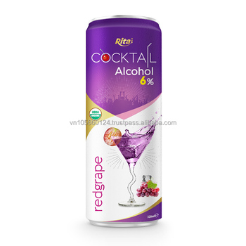 Viet Nam High quality Alcohol grape juice