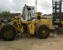 JAPAN Used wheel loader KAWASAKI KLD85-4 Made in 2000