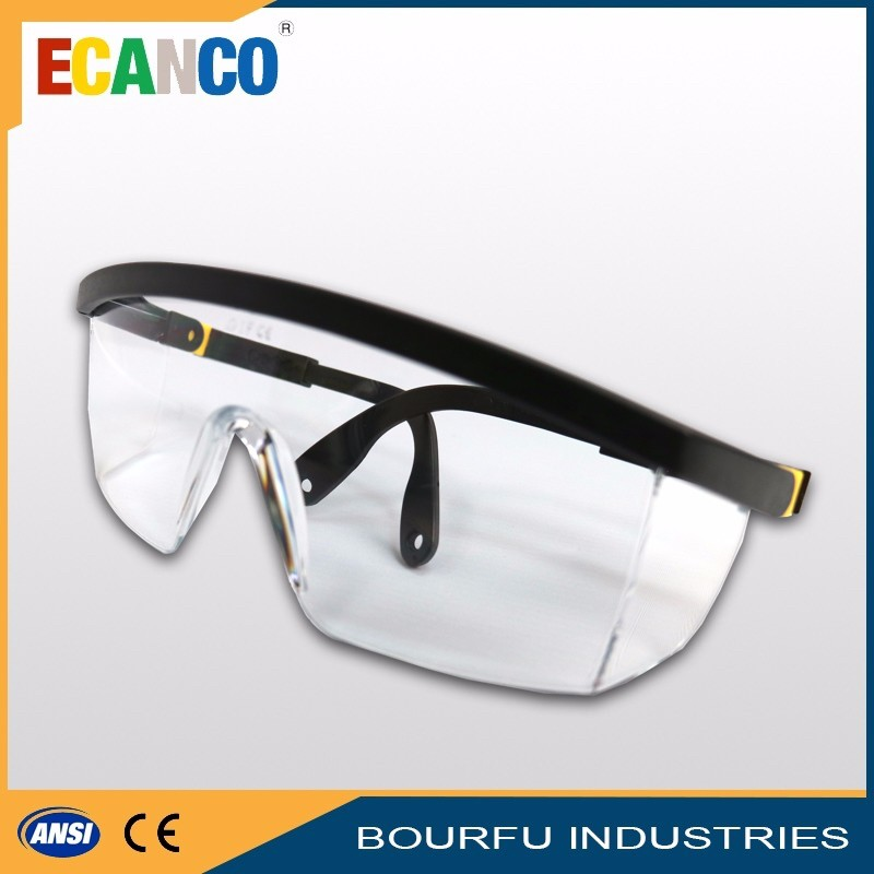 Low order Taiwan factory ANSI goggles safety for foundry worker