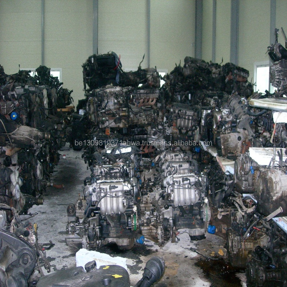 Cheap Used Car Engine scrap for sale