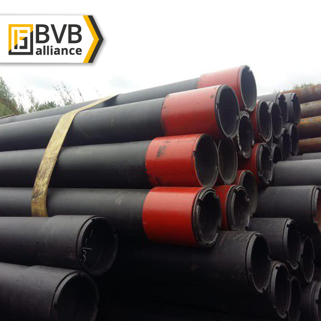 GOST 54383 (API Spec 5DP) OD 139.7*ID 118.6-121.4*9.17-10.54 Group D E G S X IEU Steel Drill Pipe