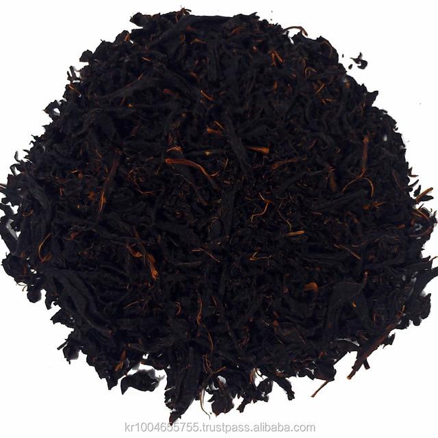 2018 Korean best quality Organic Jeju Slimming Black Tea