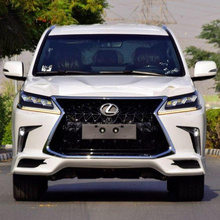 2018 MODEL LEXUS LX450D SUPERSPORT
