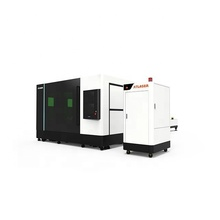 2000w ipg automatic coil cutting machine fiber laser cutter with ce