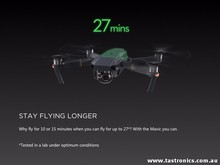 Original DJI Mavic Pro Foldable 4K WiFi Camera Drone Up to 27 Minutes Fly Time