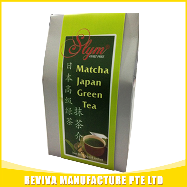 Instant health matcha green tea