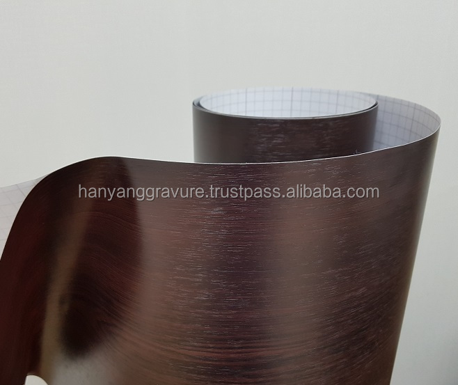 PVC self adhesive film