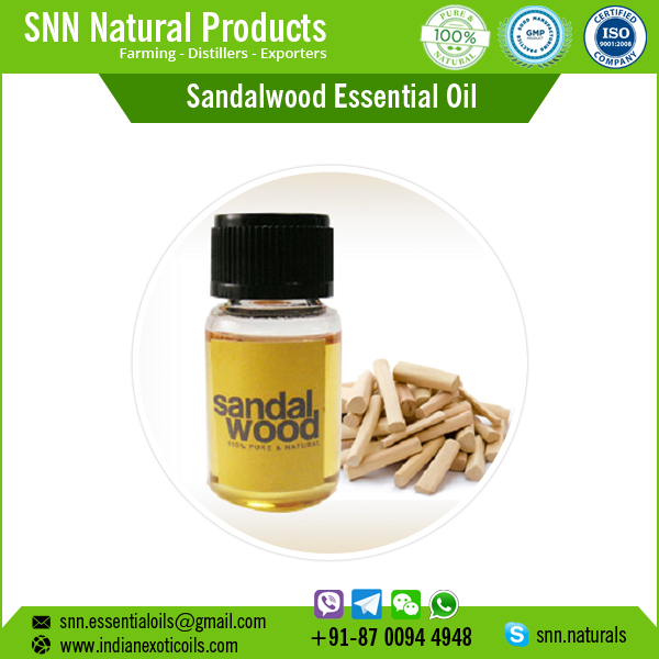 100% Pure Sandalwood/ Sandal wood Essential Oil