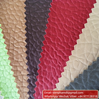 Good Quality Decorate PVC Synthetic Leather