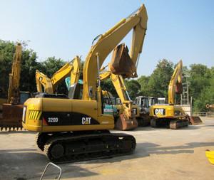 Used caterpillar excavator 320 japan 320D 320B 325B 330B