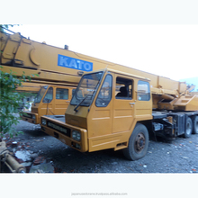 100% original japan KATO NK250 25t truck crane used for sale
