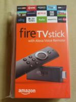 BUY GENUINE 100% AMAZON FIRE TV STICK JAILBROKE 17 UNLOCKED with Alexa Voice Remote Streaming Media Player