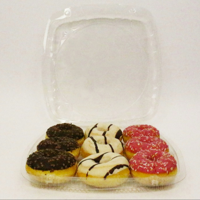 Stocklot bakery donuts cakes or fruit packaging boxes wholesale
