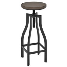Bar Stools Modern Wood Metal Bar Stool Industrial Cast Iron Bar Stool Base