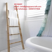 BAMBOO LADDER/ BAMBOO LADDER TOWEL RACK HOT SALES 2018