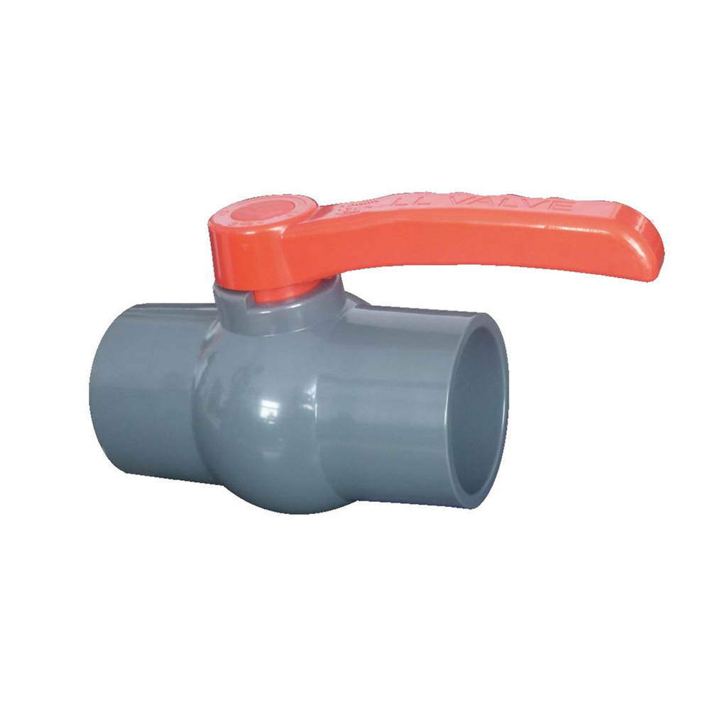 Cheap pvc ball valve price list