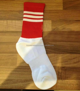 GAA Socks Red and White Color