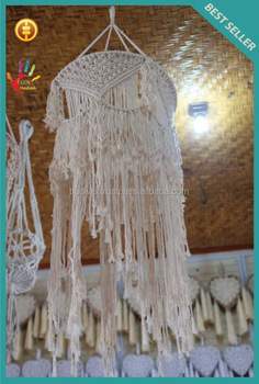 NEW! Baby Boho Canopy Bedding Hanging Macrame Decorative