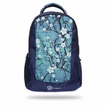Zwart Printed 25 L Casual/Laptop Backpack Multi color