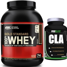100% Whey Protein Gold Standard (Optimum Nutrition)