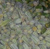 egyptian iqf frozen okra high quality (A)