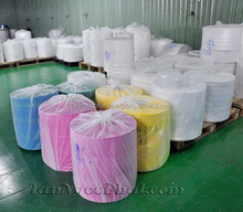 LDPE PLASTIC FILM ROLL TRANSLUCENT