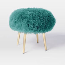 Mongolian Tibetan Lambswool Stool Supplier