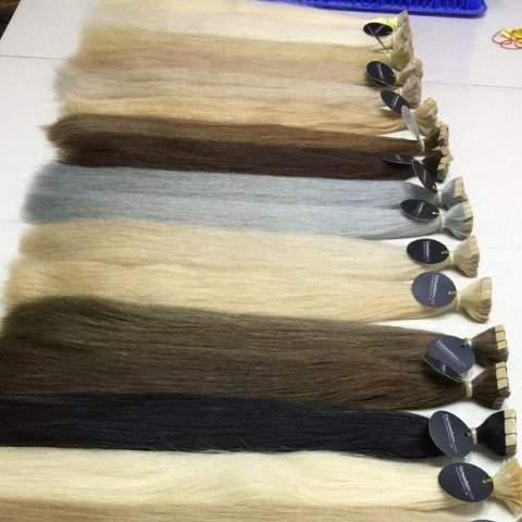 High quality double drawn original skin tape hair tensions