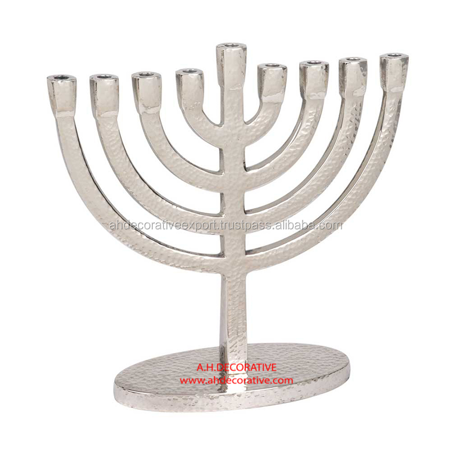 Stylish Elegant Menorah