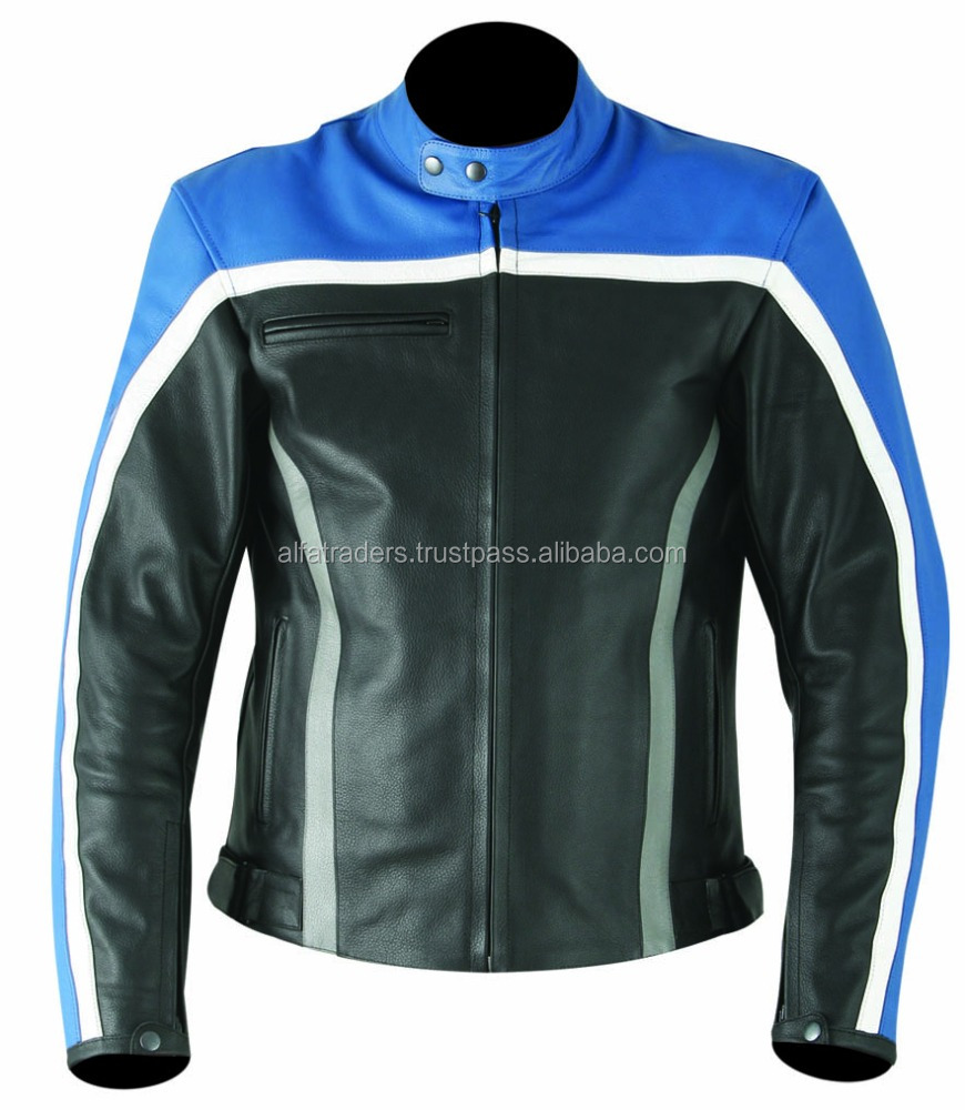 Motorcycle Clothing/ Motorbike Leather Suit/ Waterproof Jacket/ High Quality Control in China